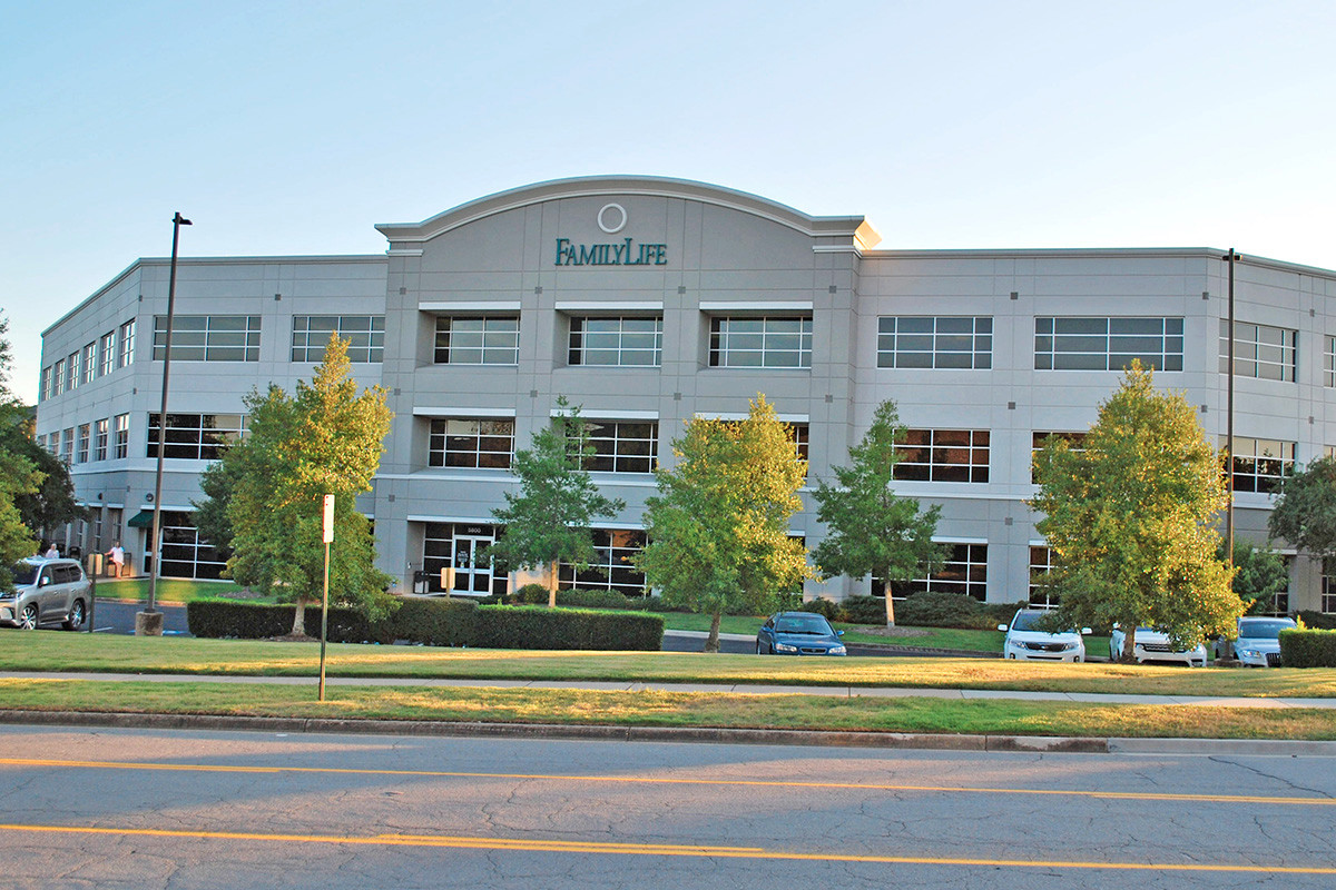 AFCU Buys FamilyLife Building for $12M, Will Move HQ from Jacksonville