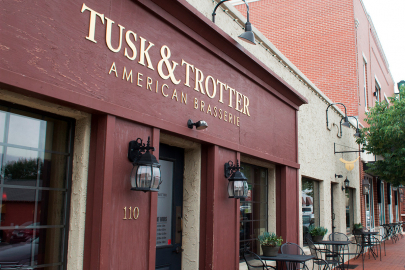 Bentonville-Based Tusk & Trotter to Open North Little Rock Location