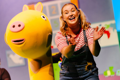 Q&A: Peppa Pig Lead Actress Shares Why She Loves the Show