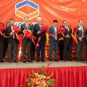 Ribbon Cutting Held for $20M Risever Plant in Jonesboro