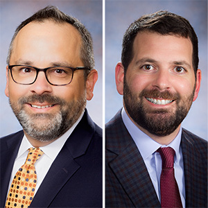 Blue Cross Promotes Burks, Dundee (Movers & Shakers)