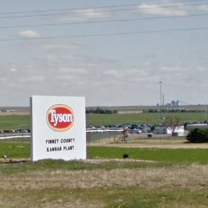 Tyson Beef Plant Fire Passes From Big Fear to Just a Glitch