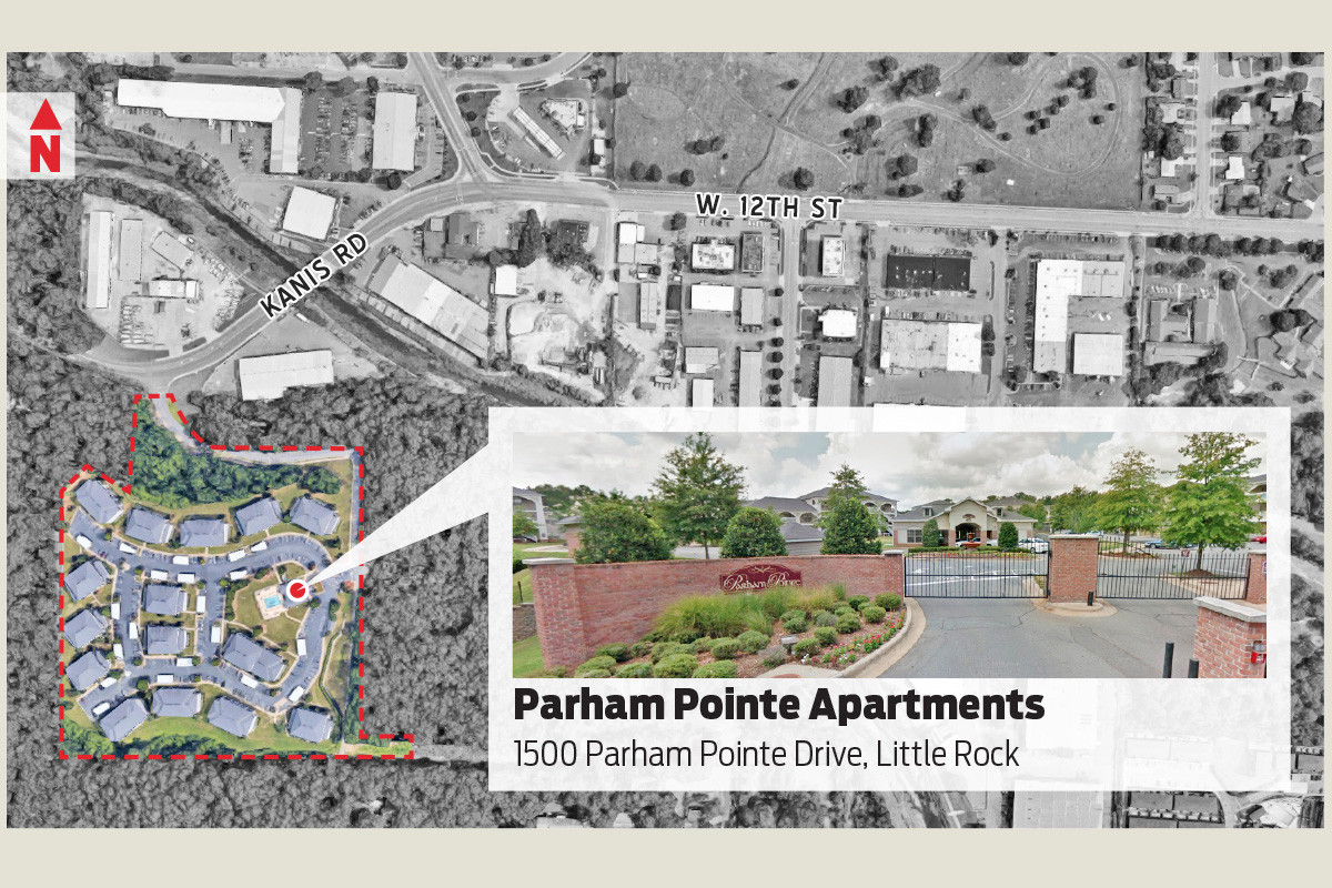 Parham Pointe Apartments Attracts $15.1 Million Sale (Real Deals)
