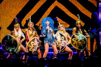 Cher Returns to Simmons Bank Arena