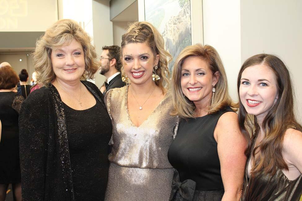 Brenda Wright, Alisha Curtis, Megan Tollett, Amy Fecher