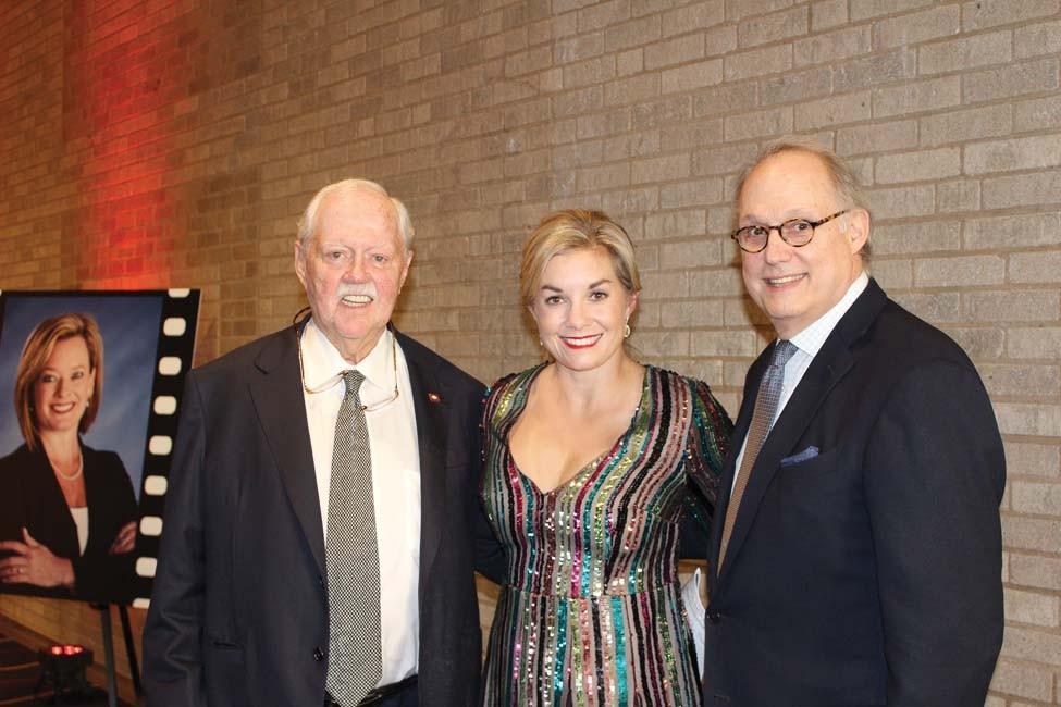 Percy Malone, Natalie Rockefeller, David Ashmore