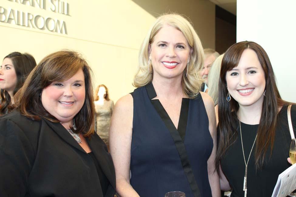 Erin Parker, LuAnn Ashley, Annie Key