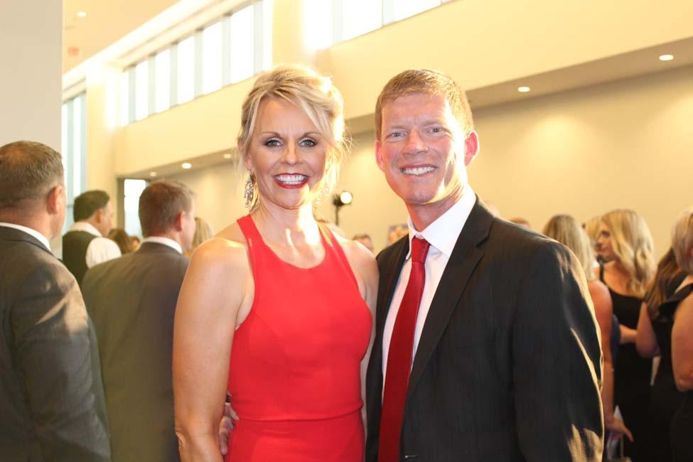 Julie and Tim Gorman