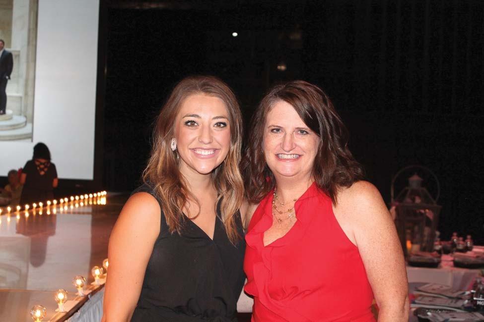 Allie Barker, Melissa Herbert