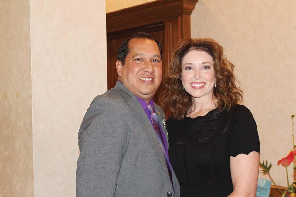 Abel Gonzalez Mencio, Amy Ferguson