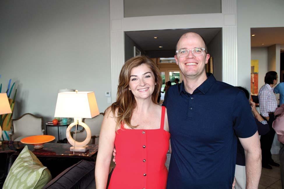 Julie and Dr. Matt Hardee