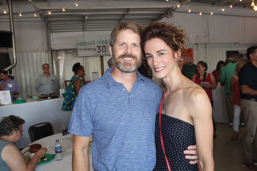 Scott and Lennie Massanelli