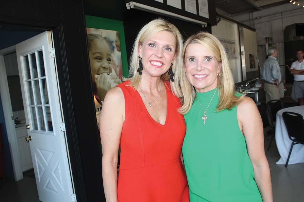 Shannon Davis, Wendy Parker