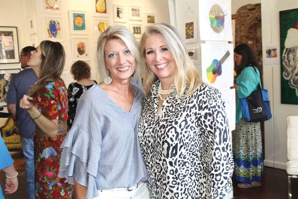 Denise White, Kim Tinkle