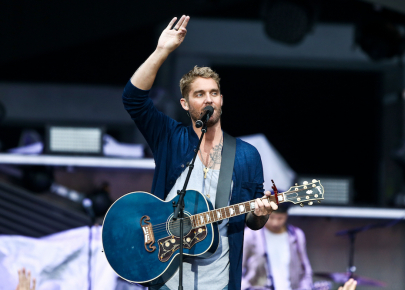 Brett Young is Coming to the Robinson Center