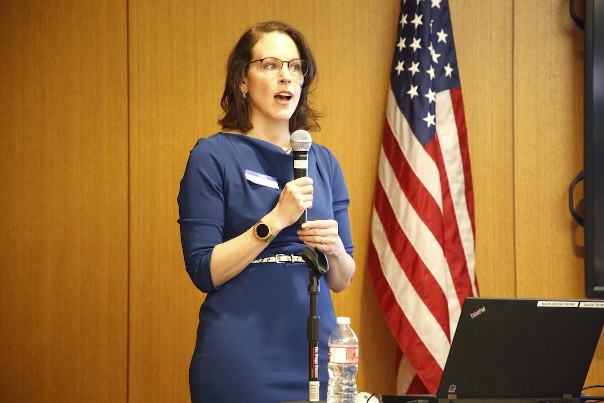 Anna Tucker Ashton Talks China Trade, Risks and Opportunities