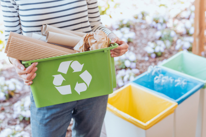 Celebrate America Recycles Day in SoMa on Friday
