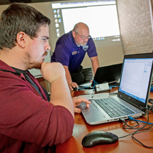 UCA's Cybersecurity Program  Attracts Students, Business