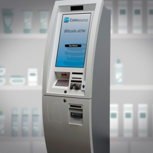 A Bitcoin ATM Company With Little Rock Roots
