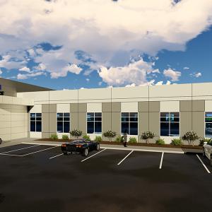 BNSF Logistics Building Sold in Springdale