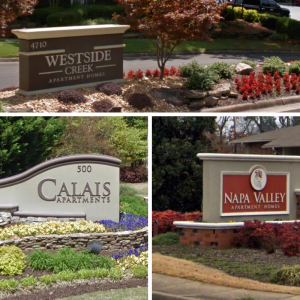 Little Rock Multifamily Trio Totals $70M