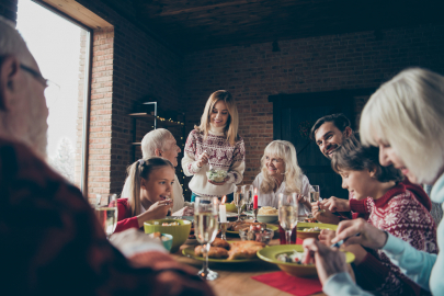 Be Well: Why You Should Talk Teeth at Your Family Holiday Gathering