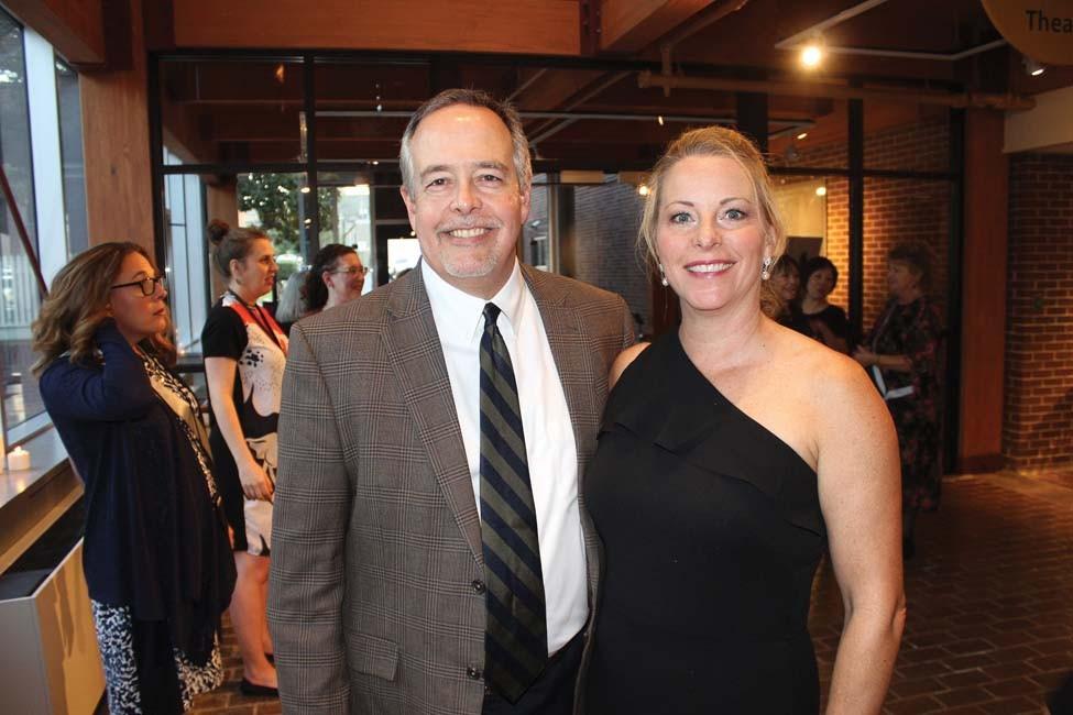 Stuart and Christy Jackson