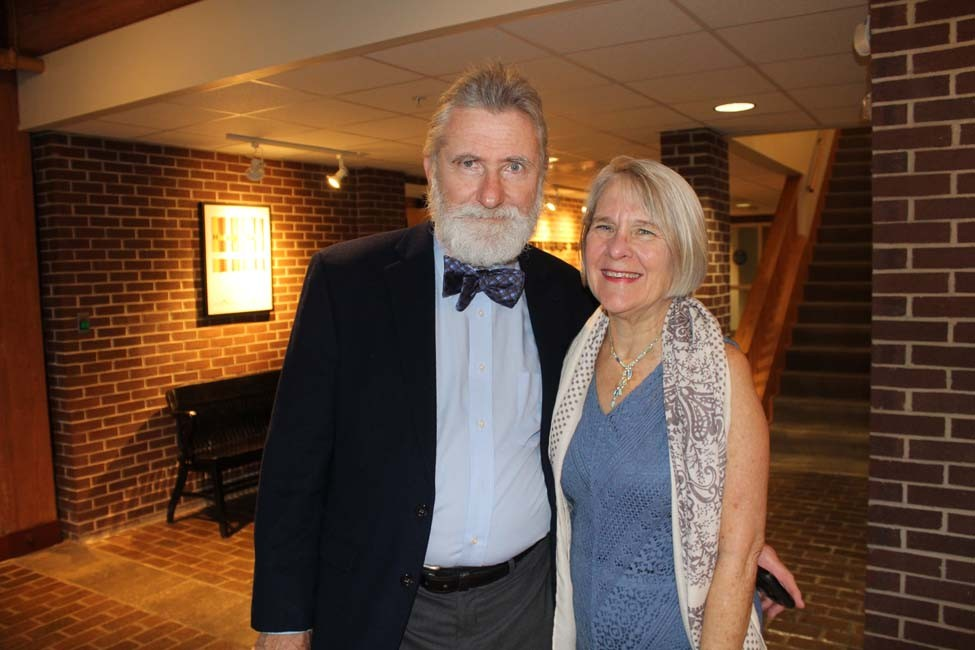 David Kern and Betsy Speak-Kern