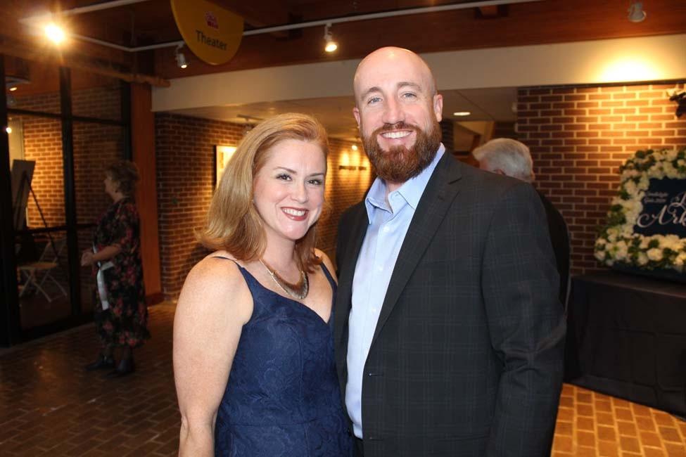 Stephanie and Aaron Scott