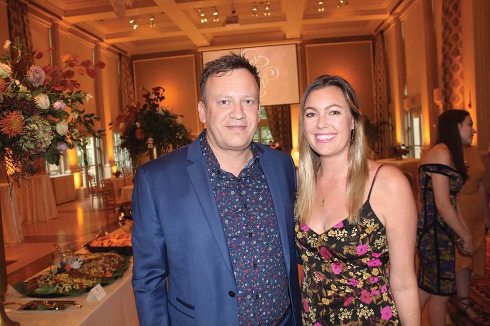 Ralph Loszak and Tiffany Mattzela