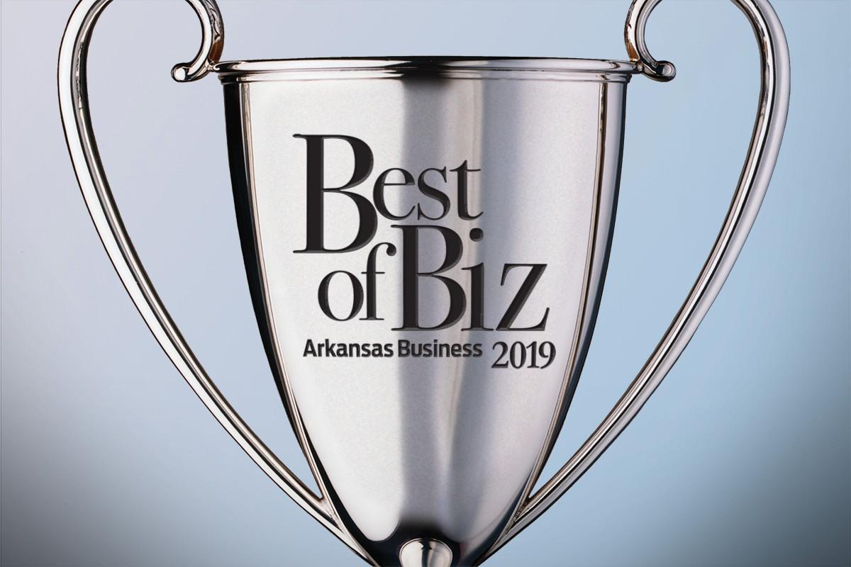 Arkansas Business Reader's Choice Best of Biz 2019 (Advertising Section)