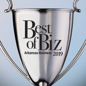 Arkansas Business Reader's Choice Best of Biz 2019 (Advertising Section)