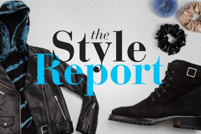 The Style Report: Don't Sweat It