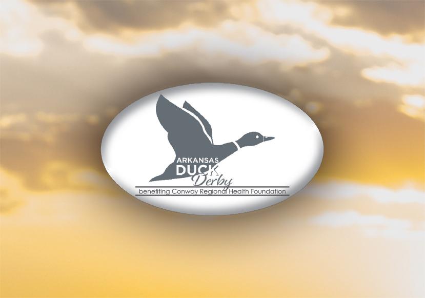 Conway Regional Duck Derby Logo 129509