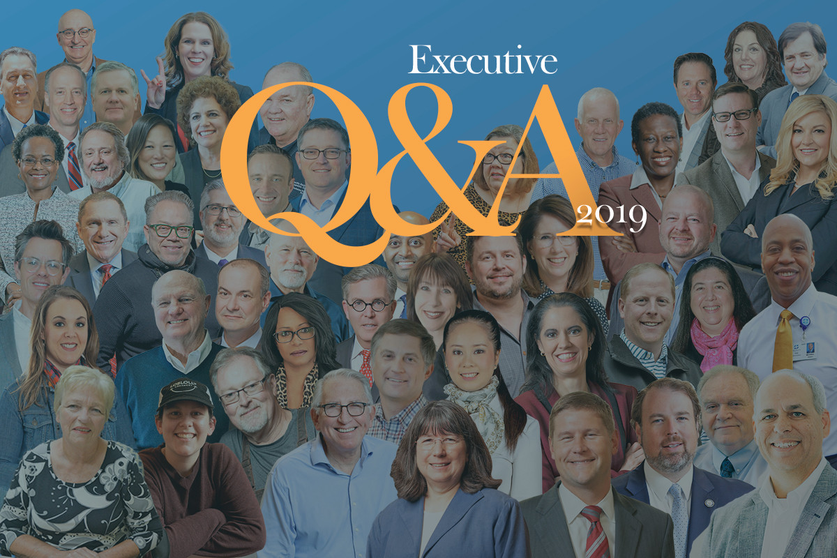 The Year in Executive Q&A: 2019
