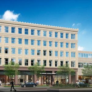 AC Hotel Little Rock to Open in February