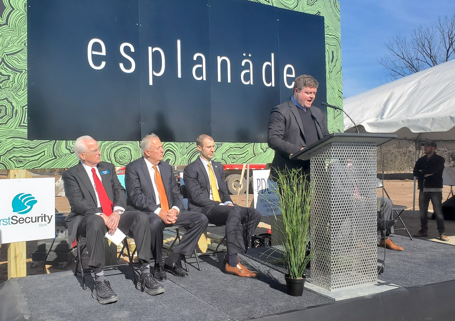 Monde Group Starts Work on Esplanade in North Little Rock