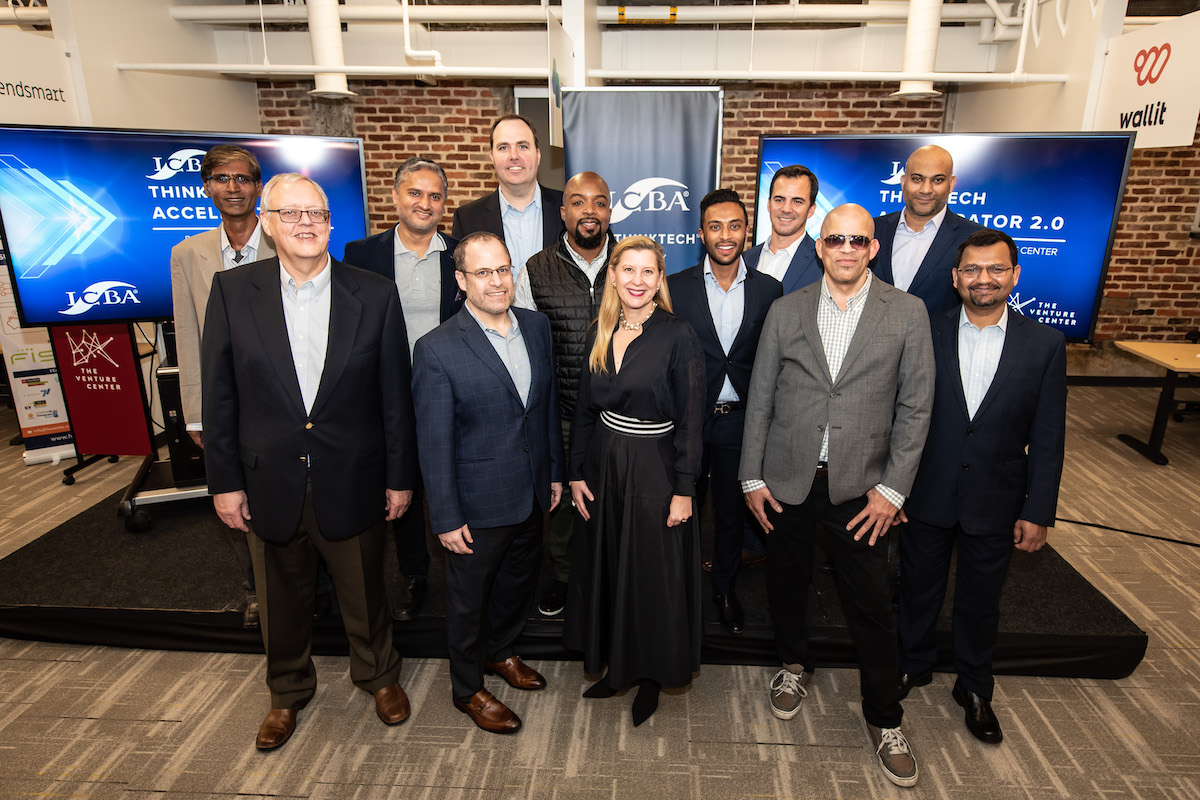 Venture Center Names 10 Firms in New Fintech Accelerator