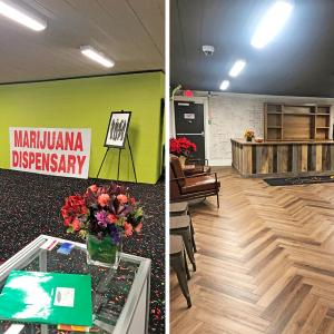 Bold Owner Brings Sedate Look to Marijuana Dispensary