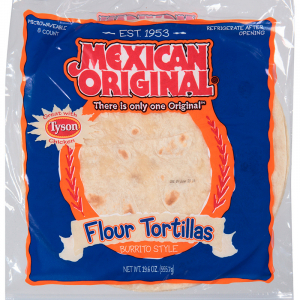 Tyson Foods Sues Over Tortilla Woes