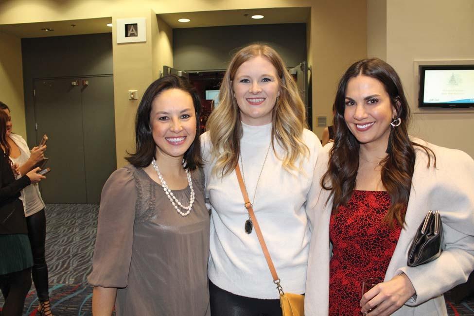 Lauren Hall, Amberlie Pearce, Hannah Housley