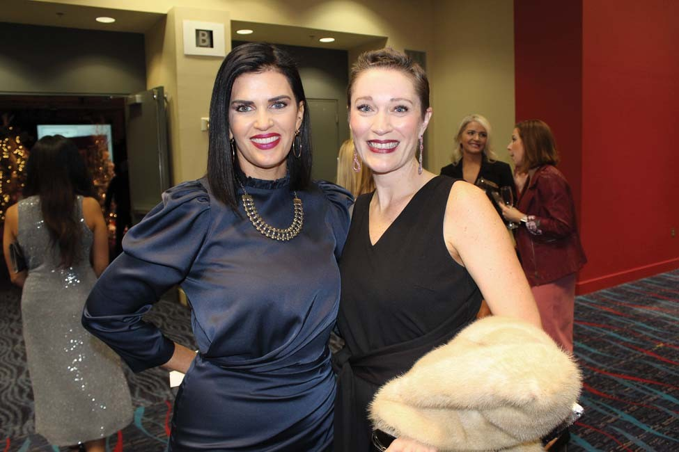 Emily McGehee, Heather Abed