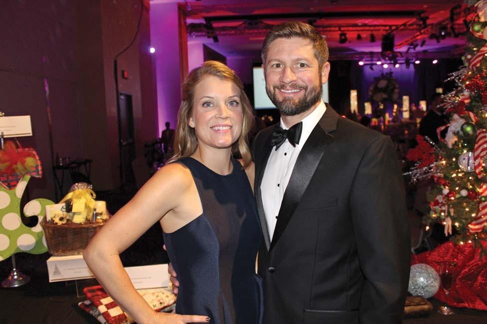 Becky and Jeremy Wilson
