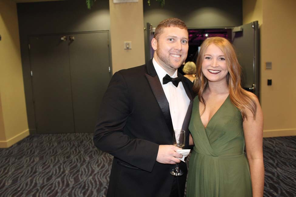 Austin and Megan Kempker