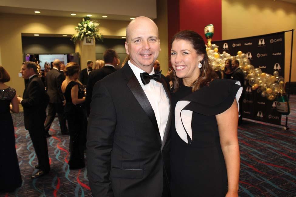 Brian and Stephanie Taylor