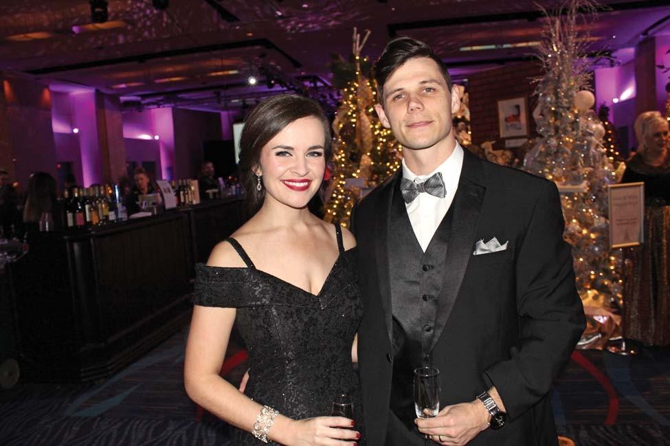 Lauren and Bradly Brogdon