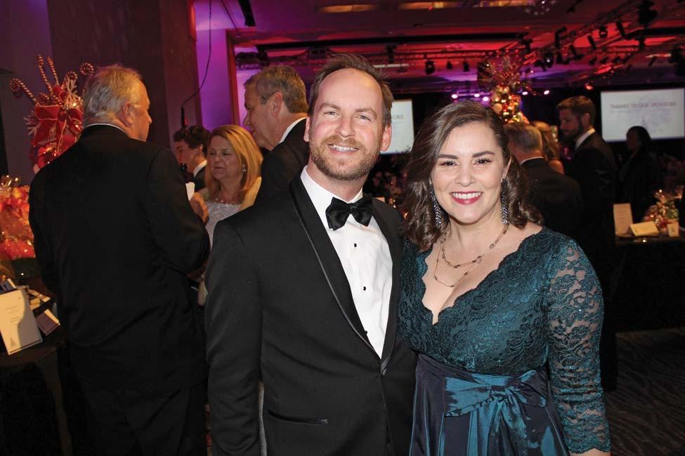 Todd and Jessica Eubanks
