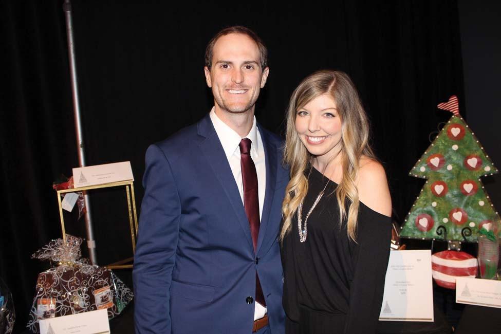 Michael and Kayla Marsh