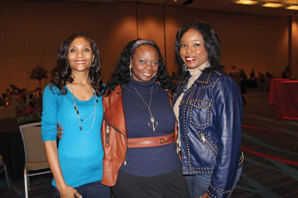 Kimberly Hills, Pamela Handy, Felicia Newman