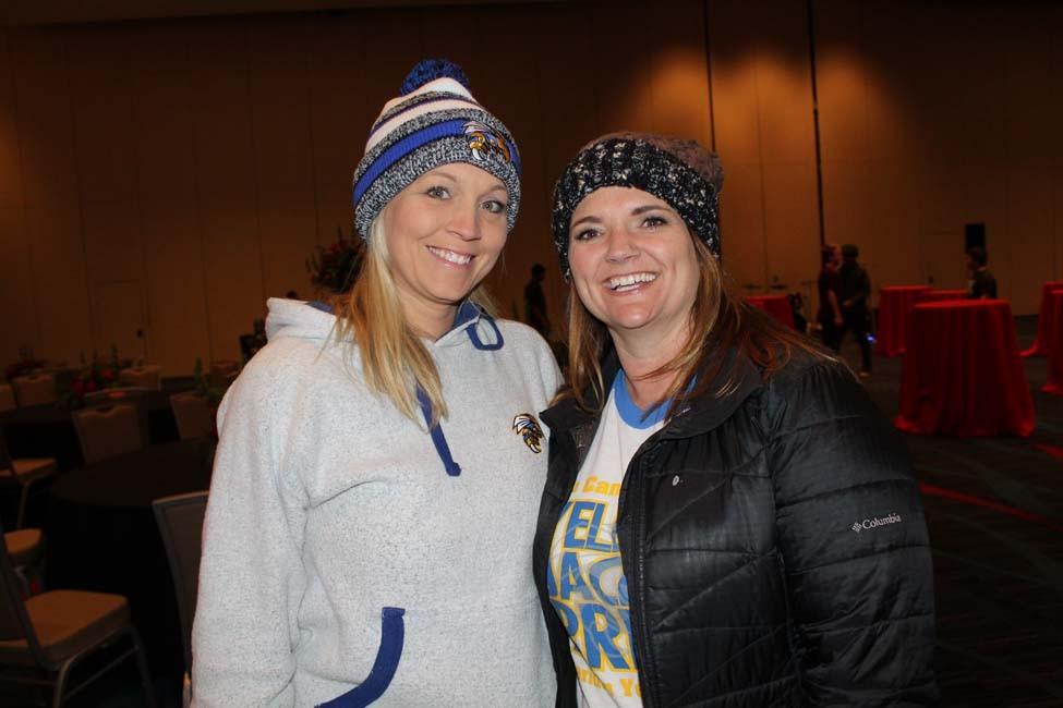 Sarah Allen, Cindy Whitaker